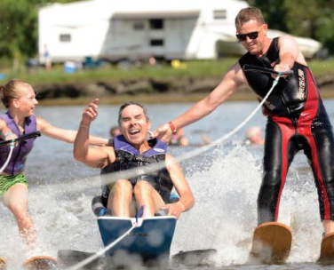 Escape to the Lake Adaptive Ski Event