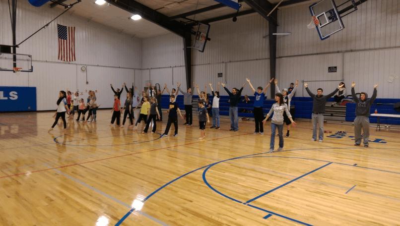 2017 Indoor Practice